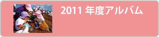 2011年度アルバム