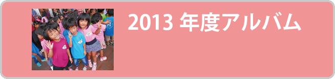 2013年度アルバム